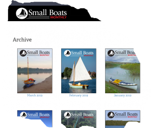 Collection Small Bboats Monthly